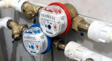 Проверить счетчик горячей воды на дому